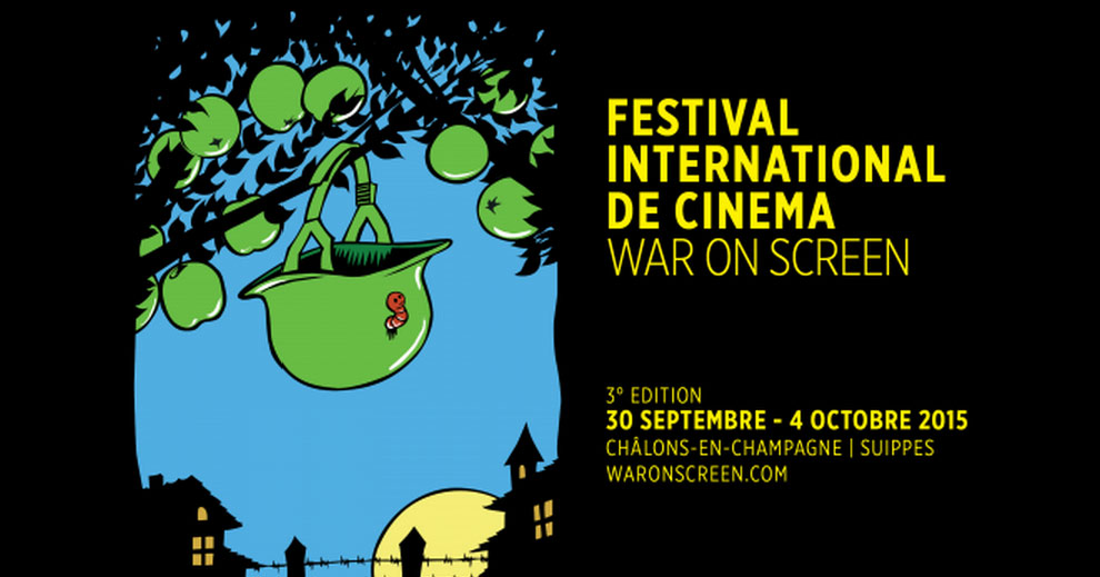 FESTIVAL WAR ON SCREEN DU 30 SEPTEMBRE  AU 04 OCTOBRE